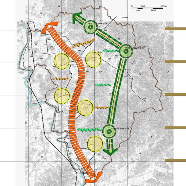 [浙江]萧山进化镇历史文化保护区保护规划方案文本及实景照片