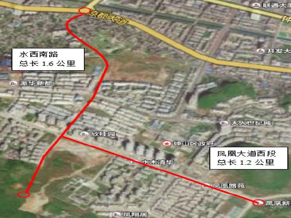 地下综合管廊试点城市PPP项目道路交通导行方案