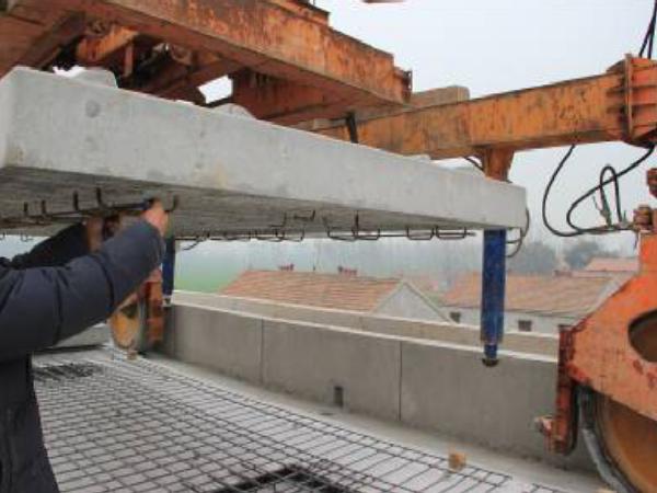 高速铁路CRTSⅢ型板式无砟轨道施工作业指导书