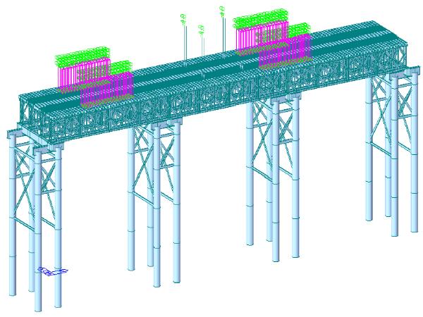 1462.94m特大桥钢栈桥专项施工方案