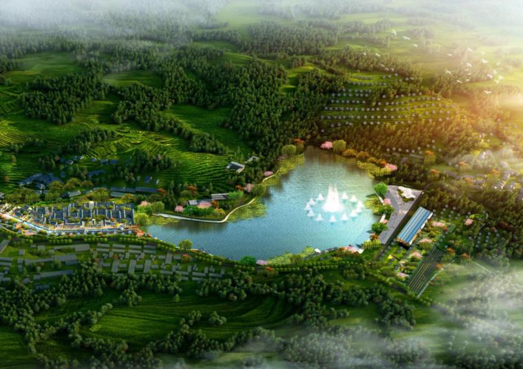 [河南]美丽乡村建设之光伏树景观方案文本(光伏发电)