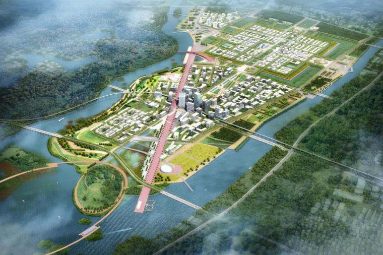 [北京]街区及其周边地区规划设计国际方案征集方案文本-SASAKI_1