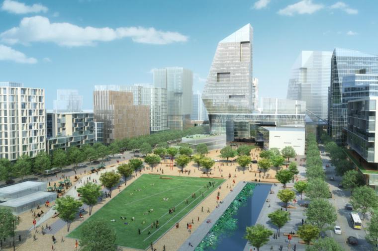 [北京]街区及其周边地区规划设计国际方案征集方案文本-SASAKI_2