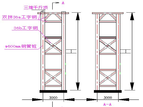 外环快速路道路扩容改建工程桥梁钢结构钢梁施工组织设计