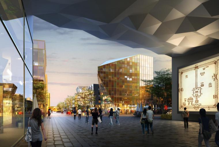 [北京]街区及其周边地区规划设计国际方案征集方案文本-SASAKI_4