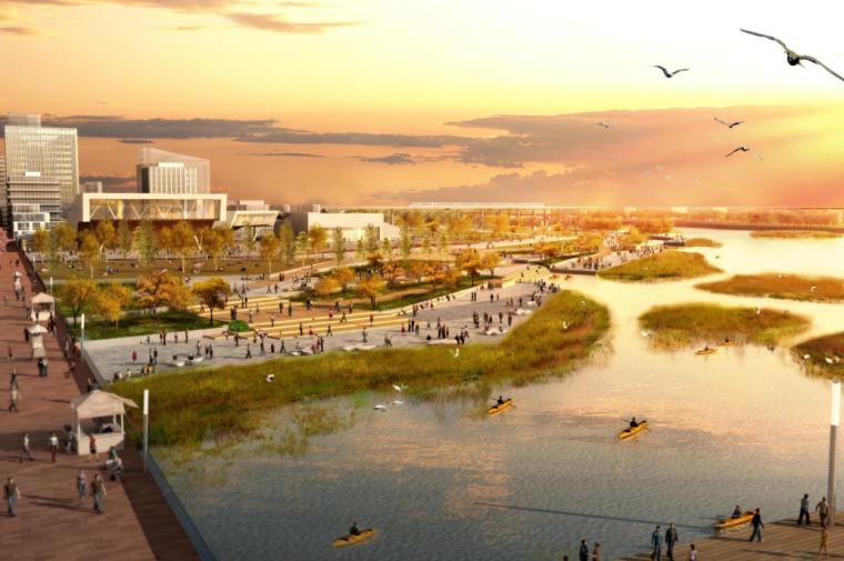 [北京]街区及其周边地区规划设计国际方案征集方案文本-SASAKI_3
