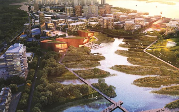 [马来西亚]森林城市项目总体概念规划方案文本-SASAKI