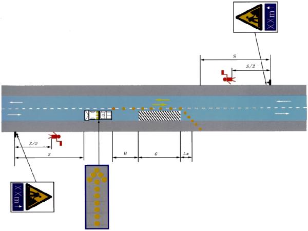 道路交通安全设施布置原则