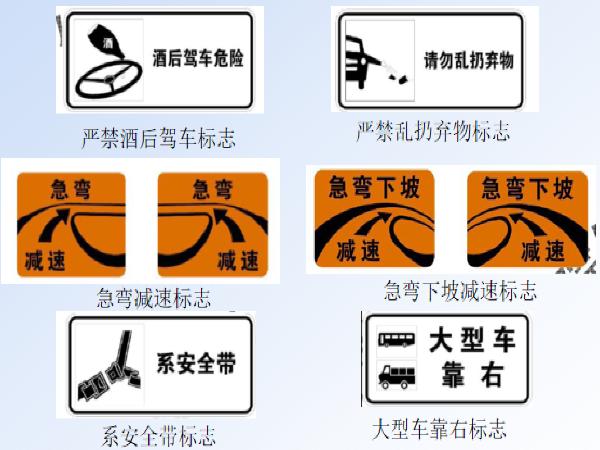 GB-5768-2009《道路交通标志和标线》主要内容解析