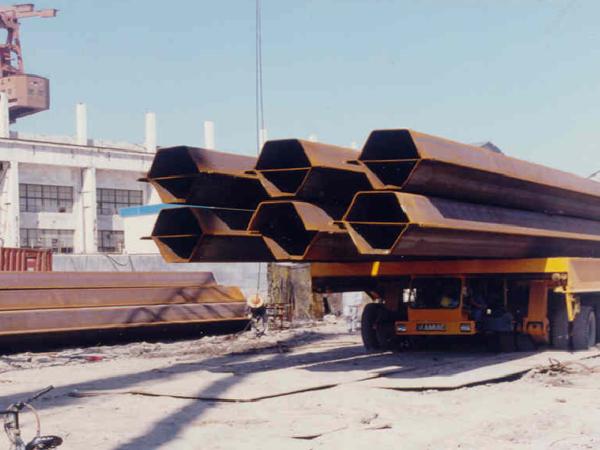 钢板桩围堰施工技术要点PPT(51页)