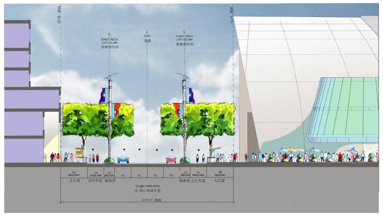 [浙江]杭州市湖滨地区商贸旅游特色街区设计总体规划方案文本_10