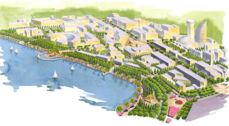 [浙江]杭州市湖滨地区商贸旅游特色街区设计总体规划方案文本_2