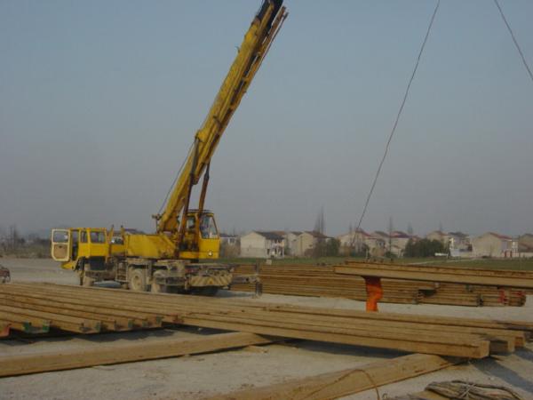 黄河特大桥主桥深水基础—钢板桩围堰施工技术