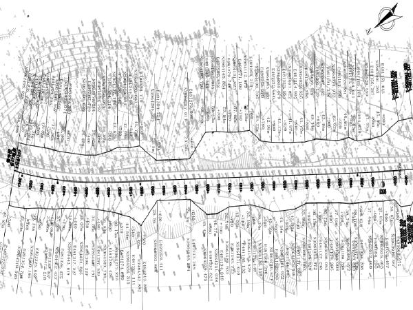 [青岛]道路改造提升工程首开段(道路/桥涵/管线/照明)图纸