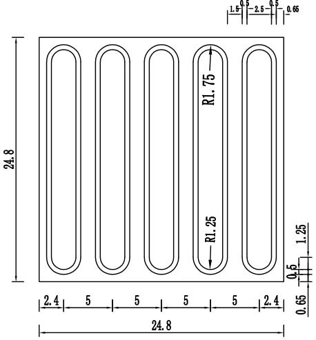 [长沙]城市次干路(道路/电气/排水/绿化)施工图纸(附工程量清单)_9