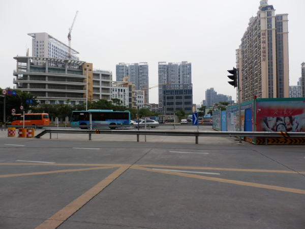 [深圳]立体人行过街设施规划项目建议书汇报