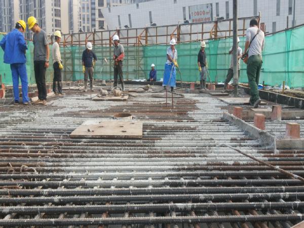 人行天桥新建工程桥墩、桥台施工专项总结