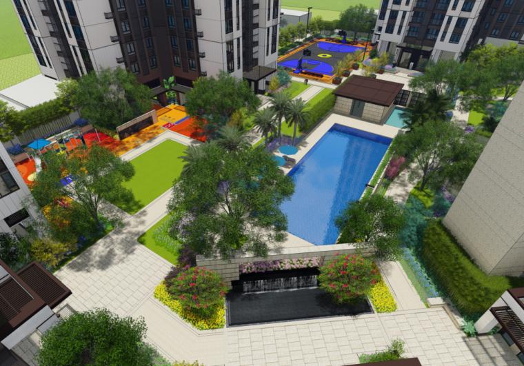 [深圳]蛇口渔村旧改城市更新项目景观概念设计-万科(社区邻里交流中心)
