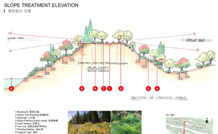 [湖北]郧阳岛生态文化旅游度假区道路景观设计+JWDA_8