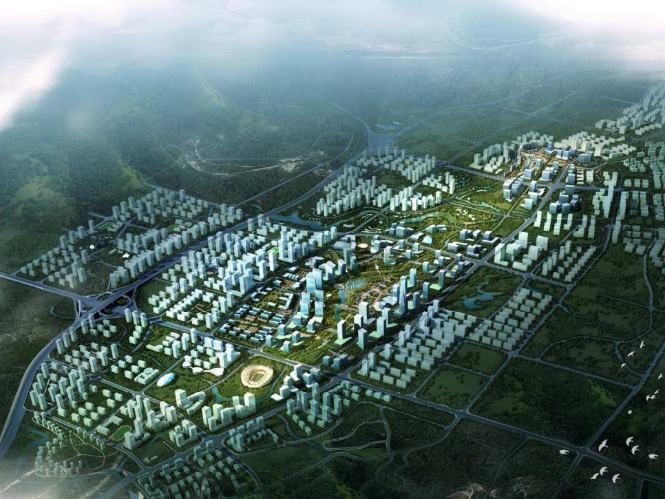 [重慶]二環時代重慶特質大型聚居區陶家聚居區規劃設計文本