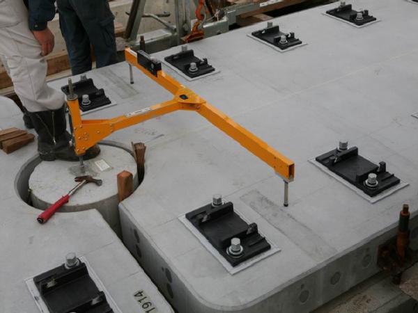 CRTSⅠ型板式无砟轨道工程测量方案(含CPⅢ)