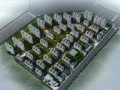 [河南]郑州古荥镇经济适用房住宅小区项目规划及建筑方案设计