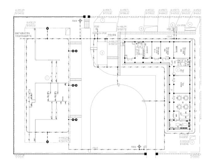 云南省天然气支线管道一期工程电仪图纸