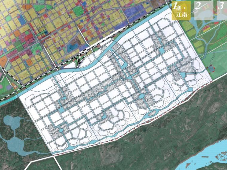 [内蒙古]巴彦擢尔市双河区城市设计方案文本-AECOM(概念文本)