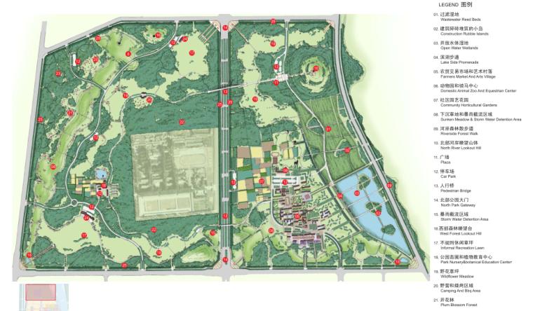 [北京]顺义新城景观规划方案文本_12