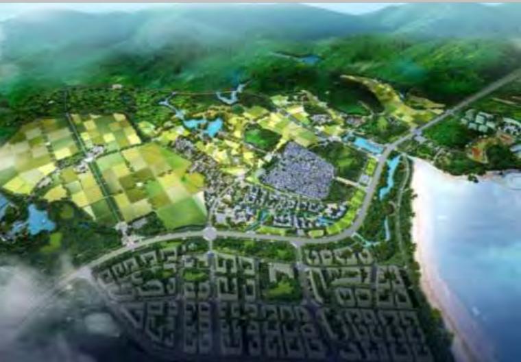 [深圳]大鹏生态创意农业园旅游区规划文本