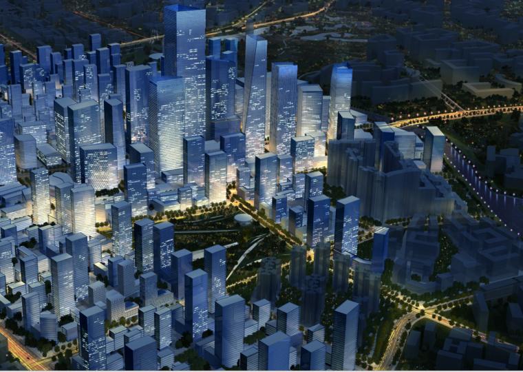 [四川]成都无缝钢管厂改造混合型居住小区规划概念性总体规划文本