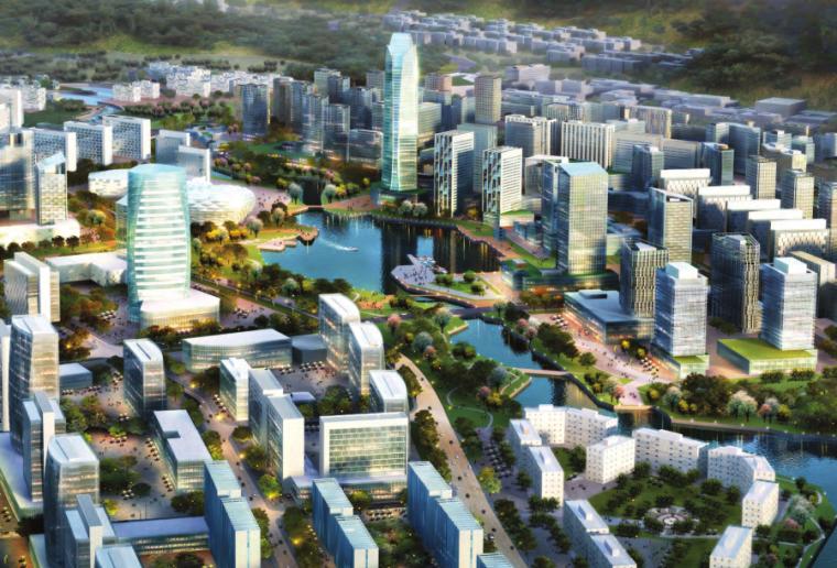 [四川]宜宾临港区发展战略城市规划方案文本-AECOM