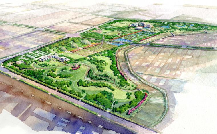 [北京]顺义新城景观规划方案文本_4