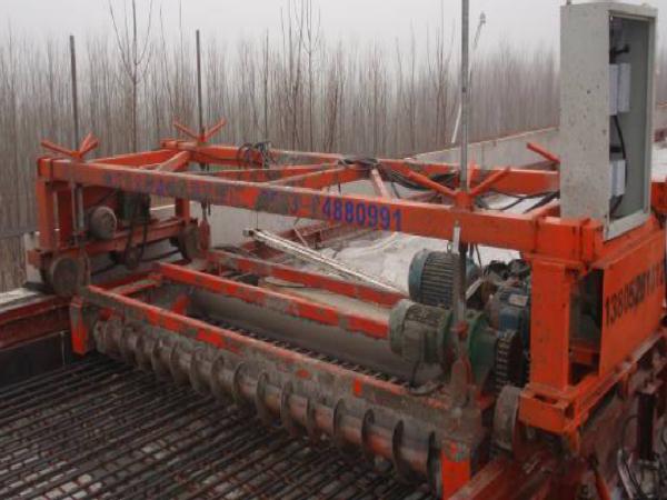 CRTSⅡ型板式无砟轨道工程底座板混凝土施工作业指导书