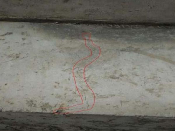 CRTSⅢ型板式无砟轨道底座及自密实混凝土伤损修补方案