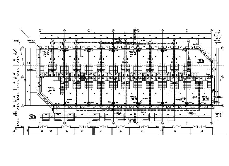 [江西]超高层商业住宅楼给排水及消防系统施工图(自动喷淋)