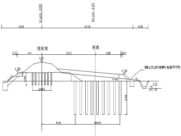 [上海]铁路改建工程标段路基样板段策划施工方案