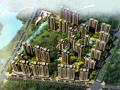 [安徽]现代风格高层住宅区规划设计方案文本(知名地产)