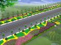 城市道路绿化景观规划案例分析