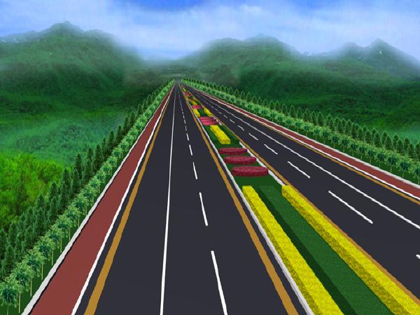 道路环境保护与景观设计