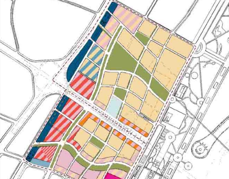 [武汉]永清综合开发区总体规划设计方案文本