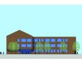 [山东]现代风格校园规划设计方案文本