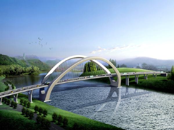 [广西]南宁大桥设计创新资料