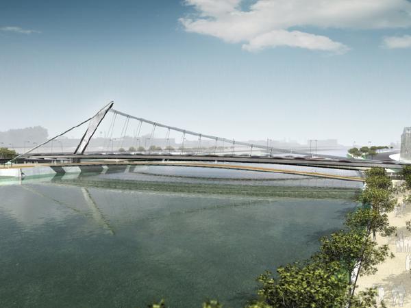 城市桥梁设计集锦图片赏析(131页)