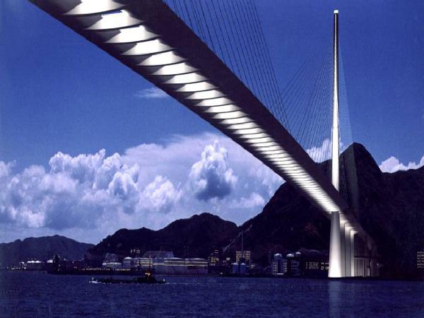 桥梁设计基本原则与平纵横断面设计