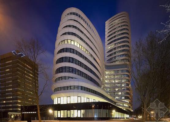 暖通空调常用的设计计算公式|附20套办公建筑暖通图纸
