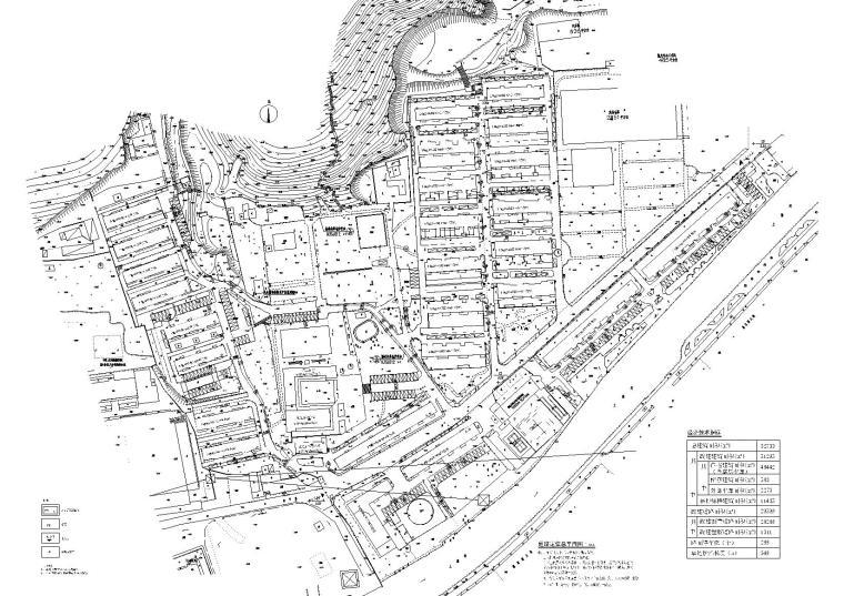 [杭州]市中心老旧小高层住宅改造建筑施工图(2015年图纸)_2
