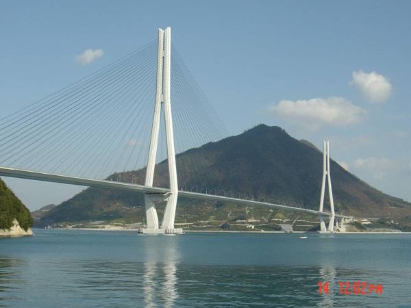 斜拉桥各构件设计及斜拉桥施工方法
