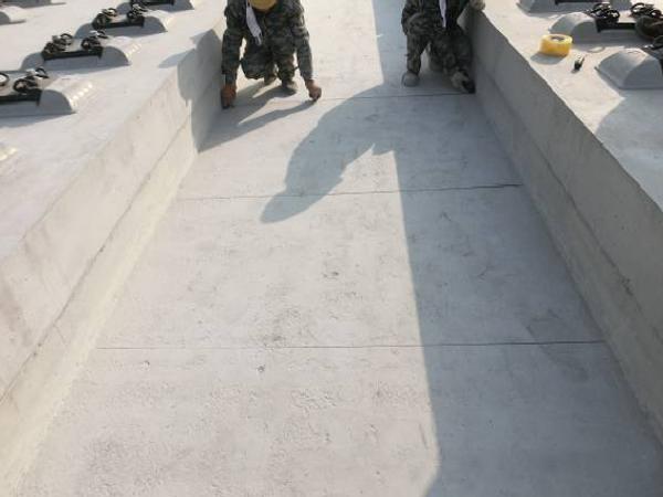 桥面防水层、贯通地线敷设施工汇报材料