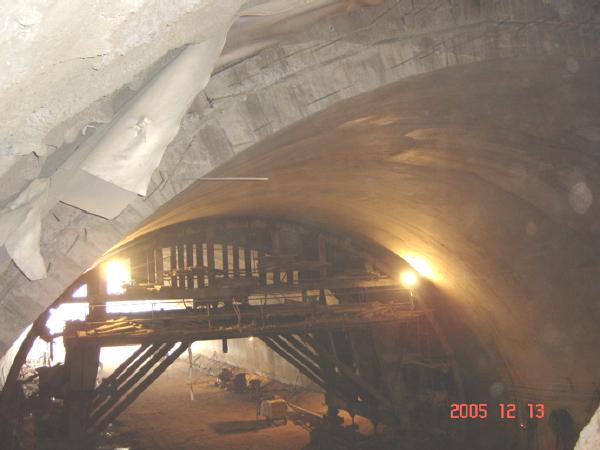 隧道防排水施工工艺及施工技术